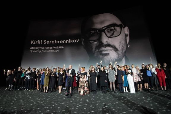 The opening ceremony of VIFF 2019